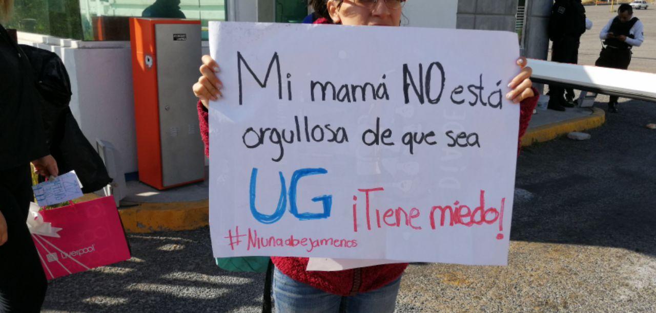 La protesta inicia en Salamanca
