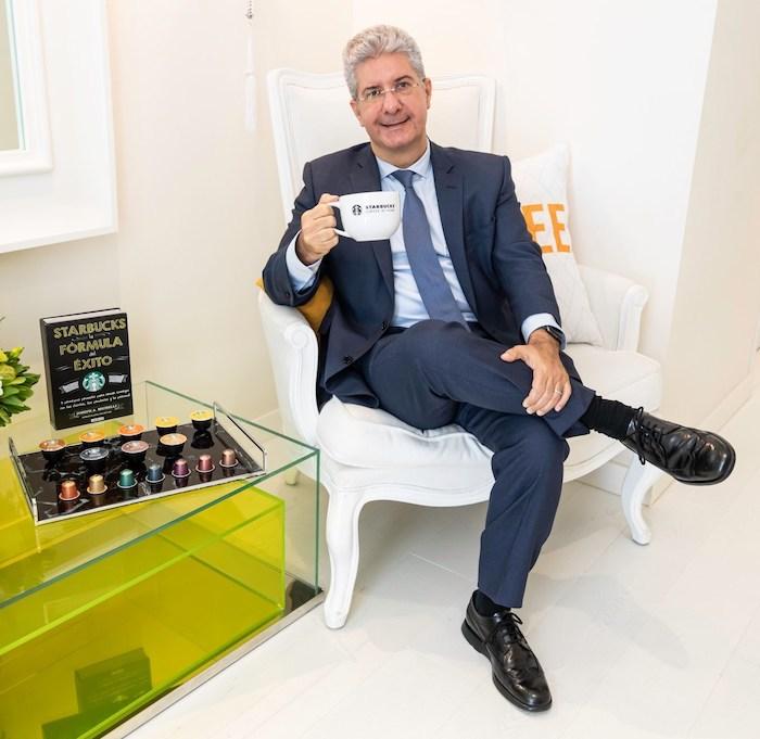 Fausto Costa, presidente ejecutivo de Nestlé México