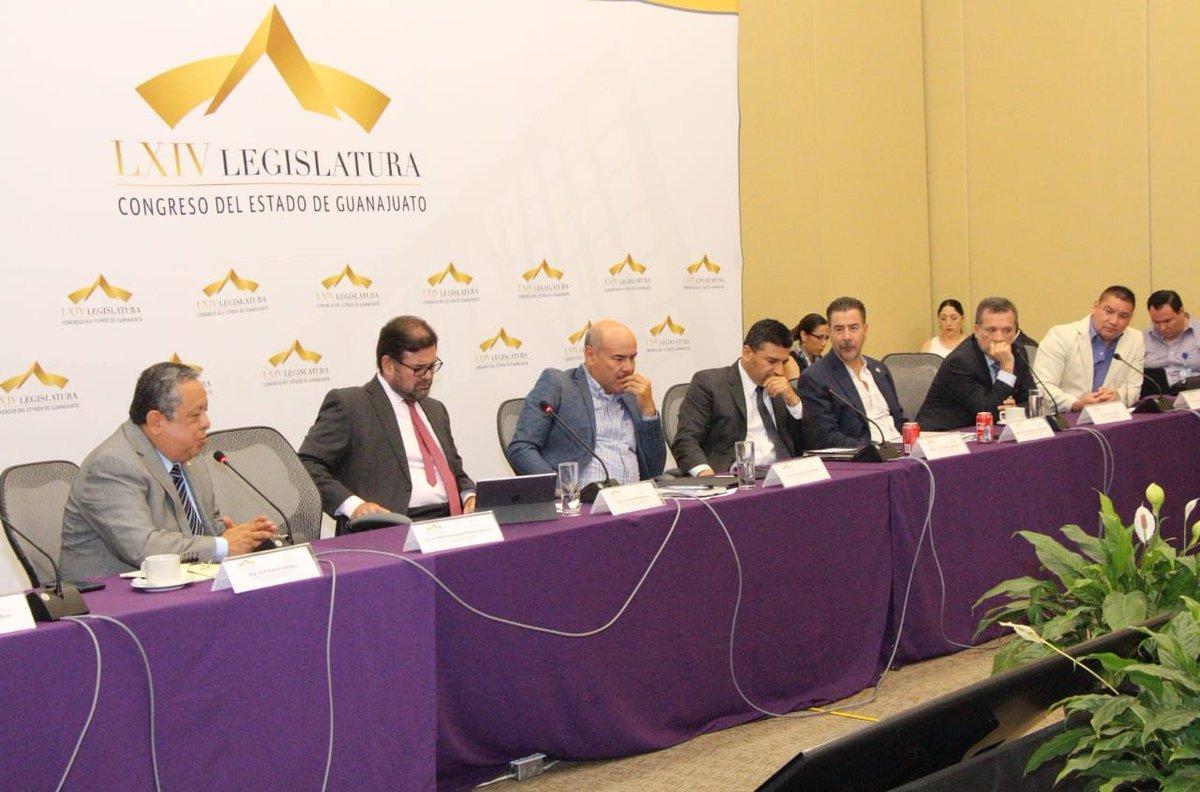 Foto: Congreso de Guanajuato