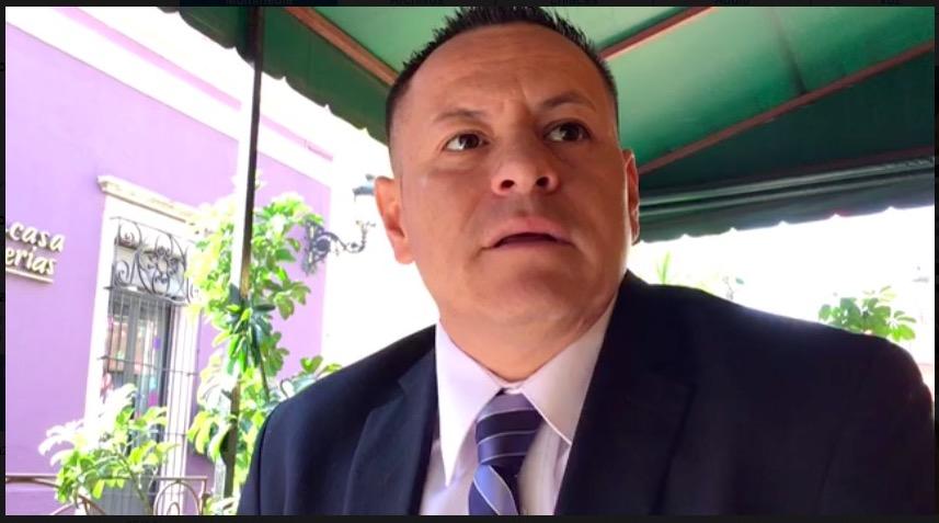 Ricardo Agustín García. Foto: Edith Domínguez.