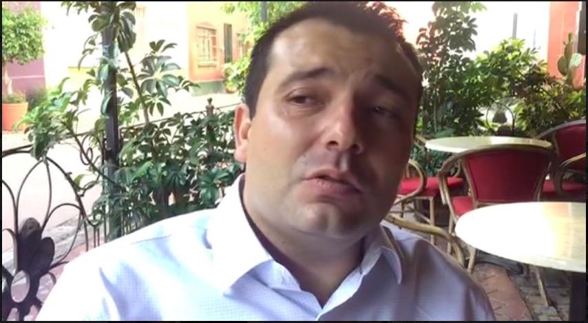 Gerardo Padilla Fuerte. Foto: Edith Domínguez.
