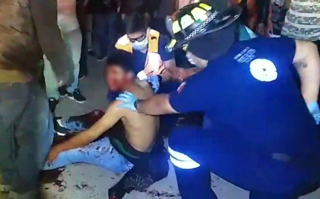 Irapuato: Pasaron rafagueando y sembraron el terror.