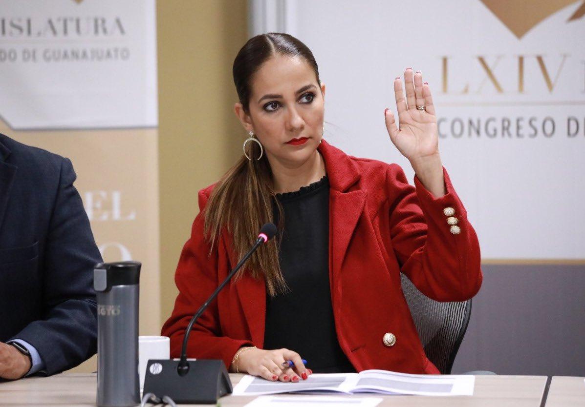Libia Denisse García. Foto: cortesía