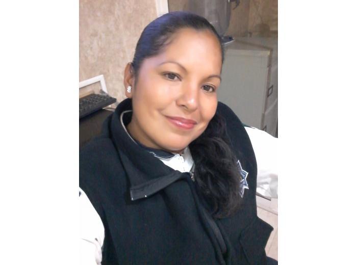 La policía Gabriela Núñez Duarte cayó en cumplimiento de su deber, el 14 de diciembre.