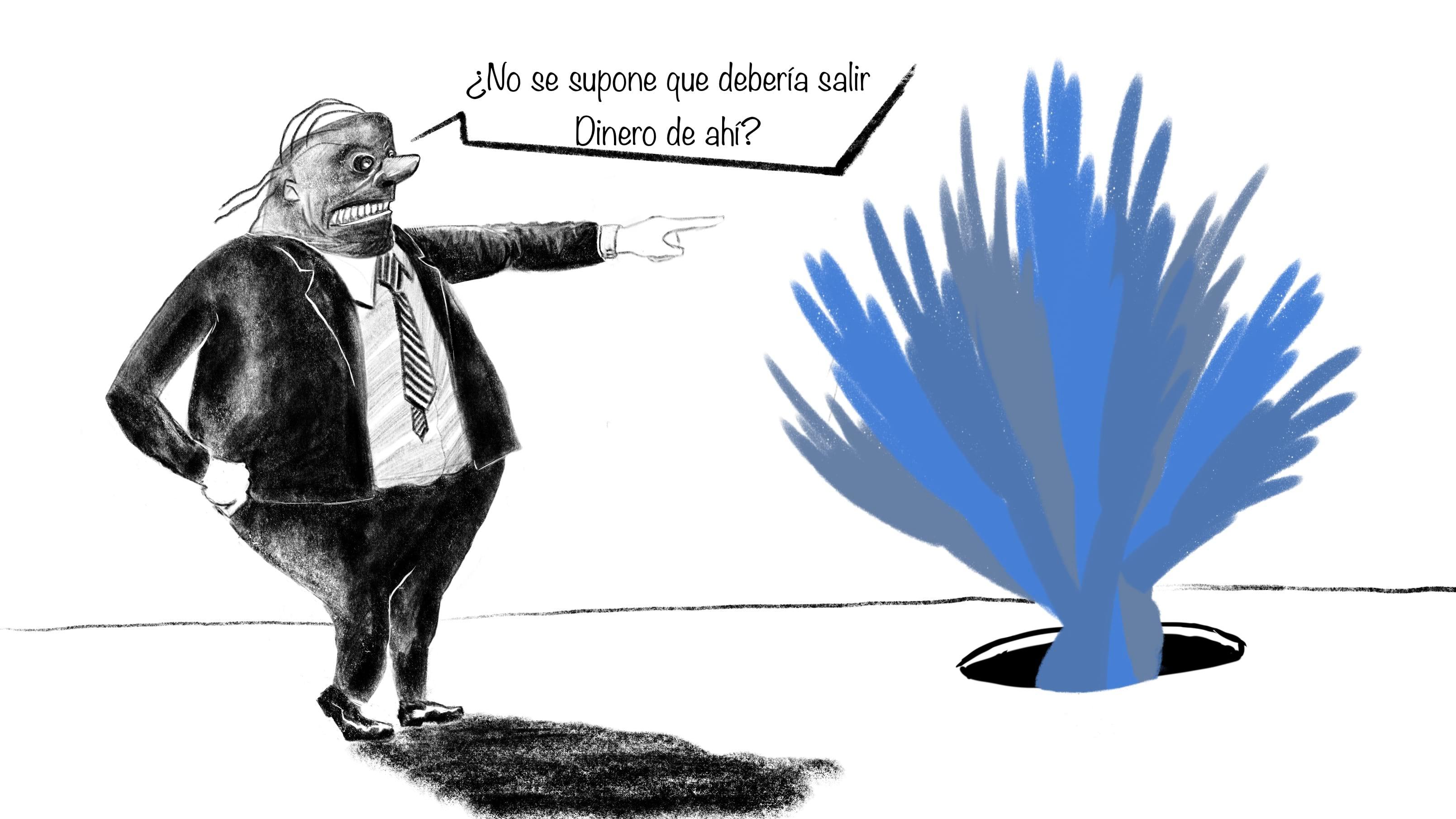 Ilustración: Pinche Eiinar.