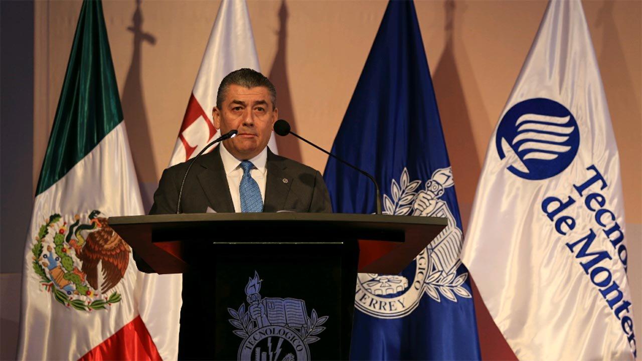 José Antonio Fernández Carbajal, presidente de FEMSA. Foto: especial.