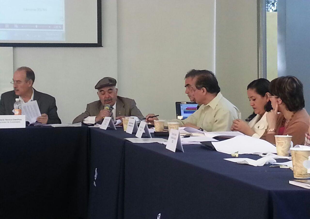 Manuel Villagómez, al micrófono. Foto: especial